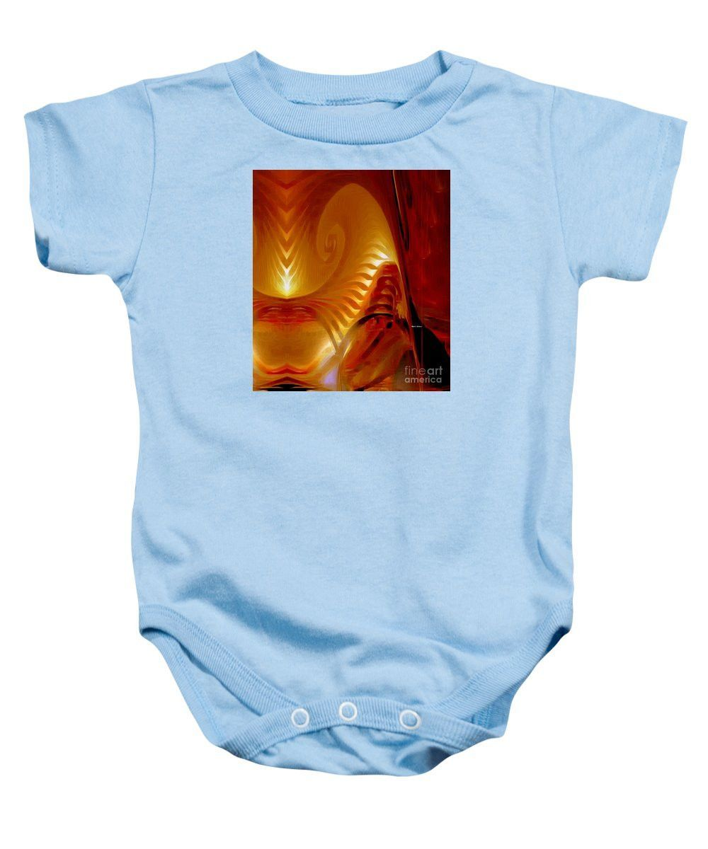 Baby Onesie - Abstract 9718