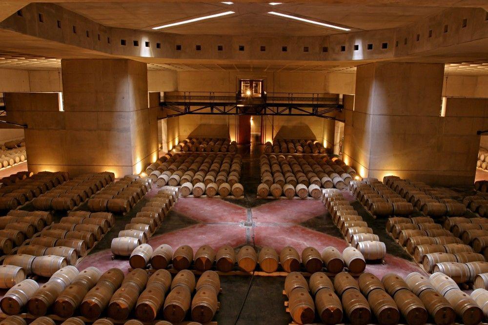 Bodegas O Fournier Bórmida 038 Yanzón Wineries Architecture Winery Wine Cellar