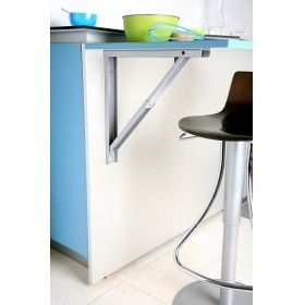 Support table rabattable equip 2000 ustensiles et for Ustensiles pour cuisiner