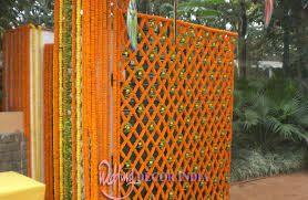 Marigold Wedding Flowers Google Search Indian Flower Decor