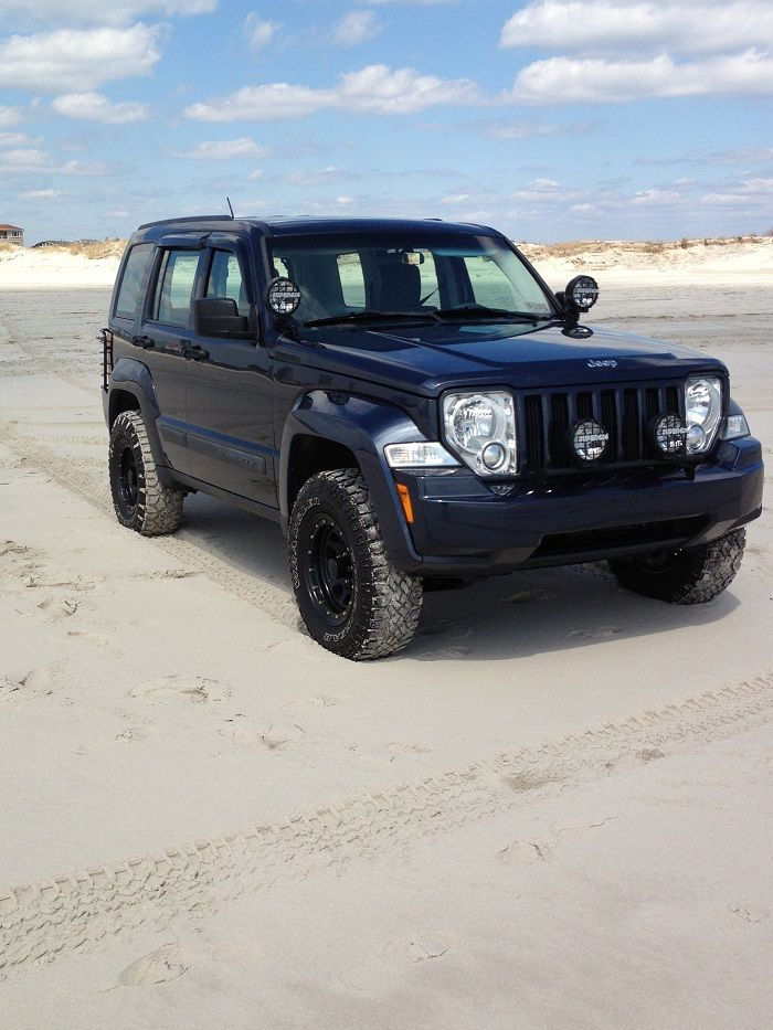 Wrangler Style Off Road Lights Jeepforum Com Jeep Liberty