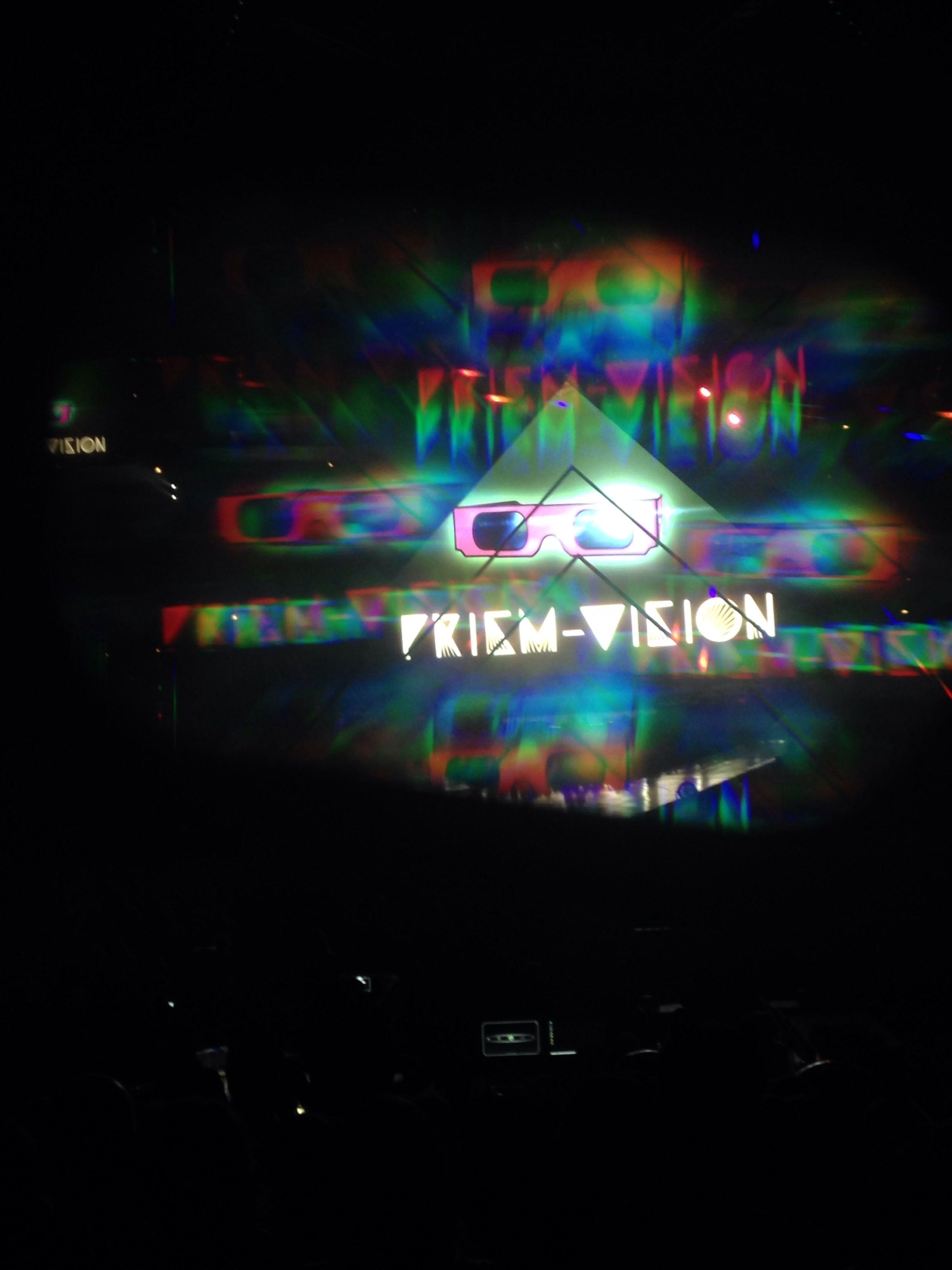Prism vision Neon signs, Neon, Prism