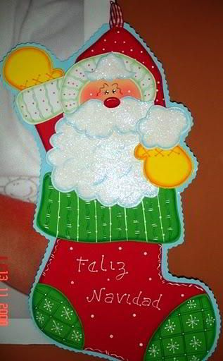 Adornos foami buscar con google adornos navide os para - Buscar manualidades de navidad ...