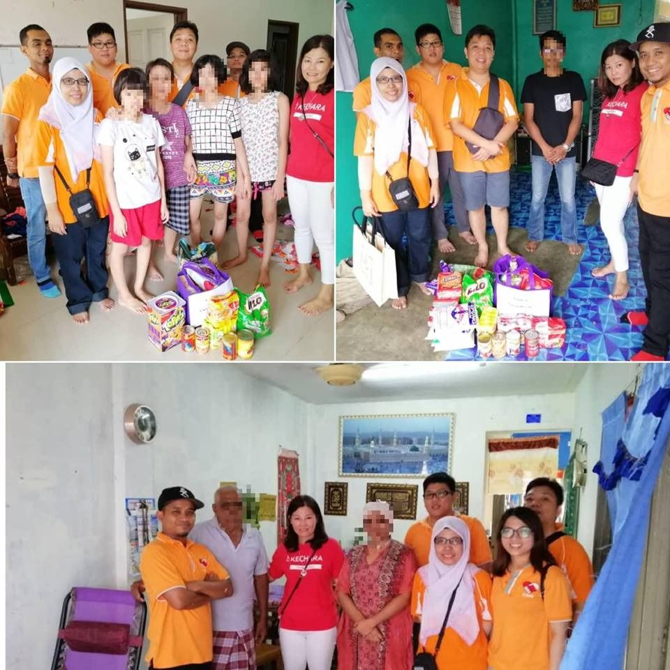 Why I Conceived of Kechara Soup Kitchen or KSK Charity