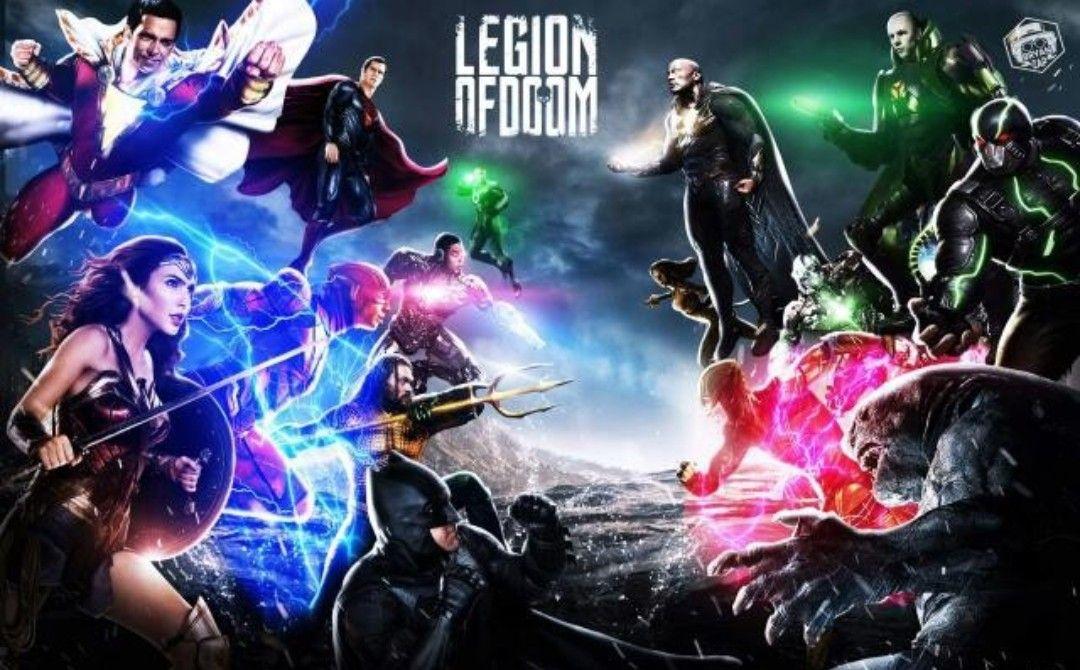 Justice League Doom 2020 Villains Legion Of Doom Luthor Has Recruited Enough Villains That He Thinks Justice League Doom Justice League Detective Comics