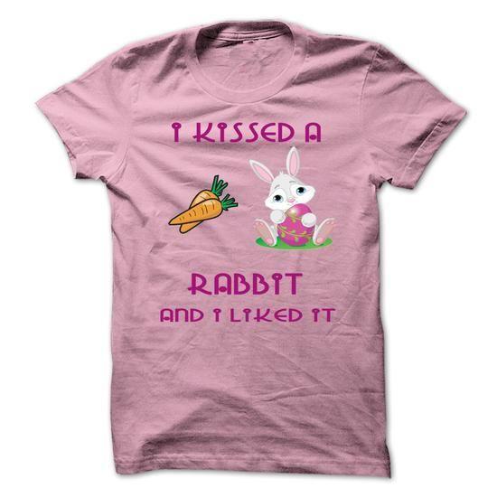 I kissed a rabbit. I liked it T Shirts, Hoodies Sweatshirts. Check price ==►…