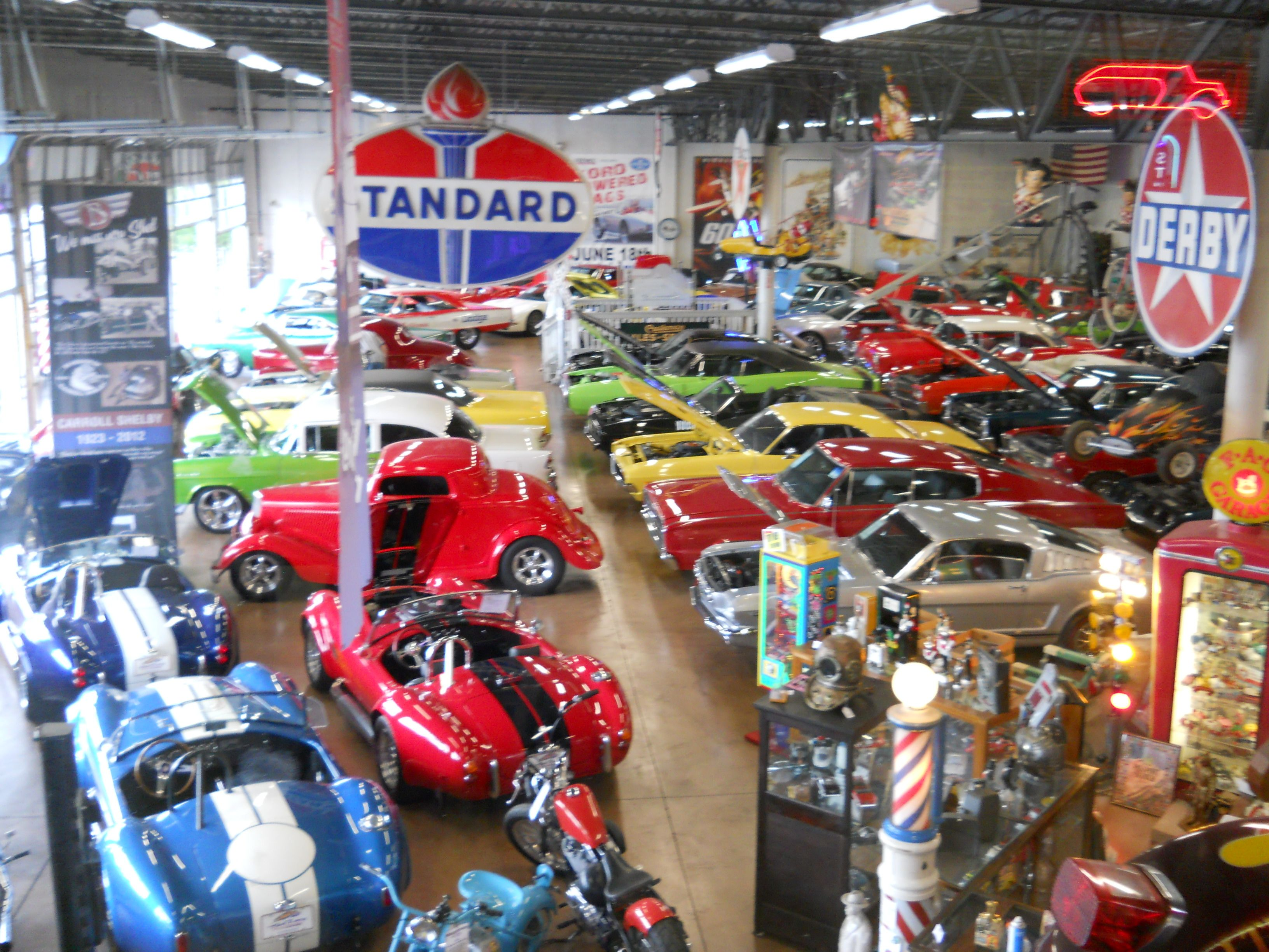 Fast Lane Auto, St. Charles Mo. | Great garages | Pinterest