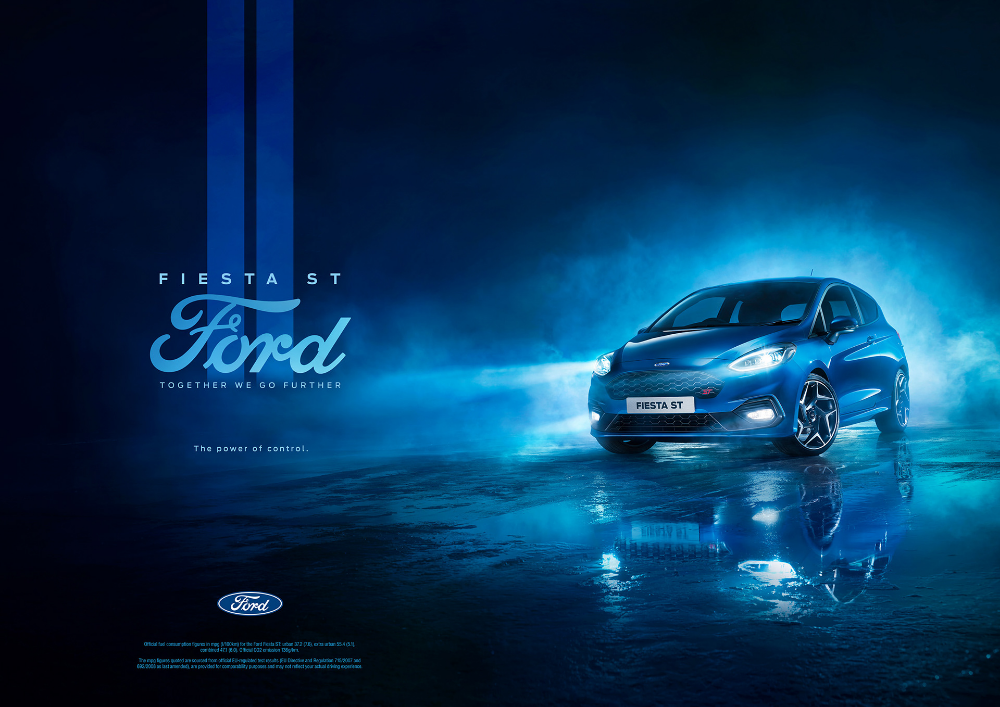Ford Fiesta St Retouching In 2020 Ford Fiesta St Fiesta St Ford Fiesta