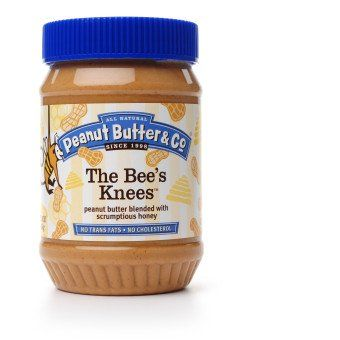 Peanut Butter & Co. Peanut Butter, The Bee's Knees, 16-Ounce Jars (Pack of 6) $22.44