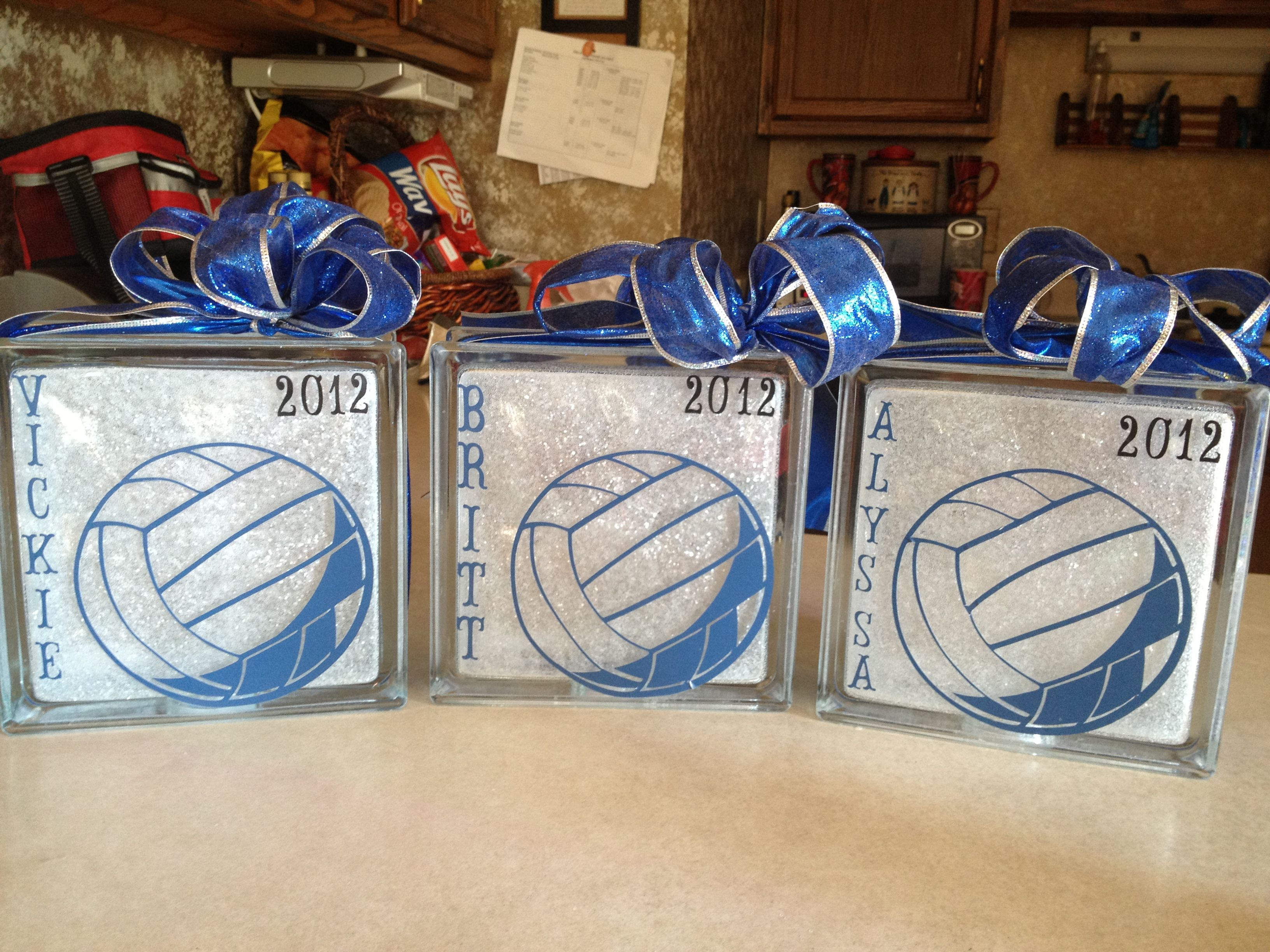 Senior volleyball gifts | Gift ideas | Pinterest | Volleyball ...