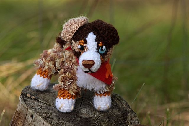 Ravelry: Basic Dog pattern by Jessica Pilhede