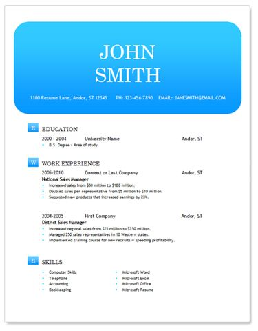 Resume Examples For Jobs With Little Experience Resume Examples For - resume with little experience