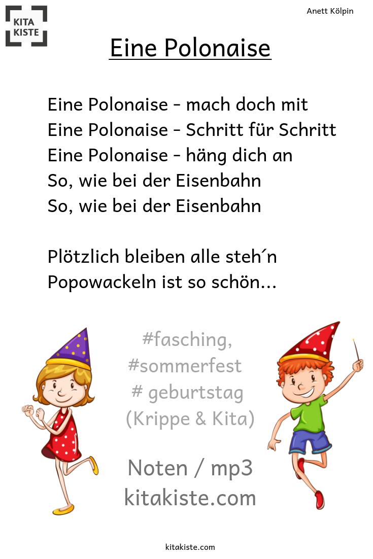 "Photo of ""Eine Polonaise"""