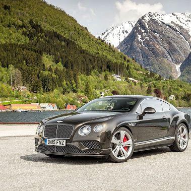 Bentley Continental GT Speed in Spectre