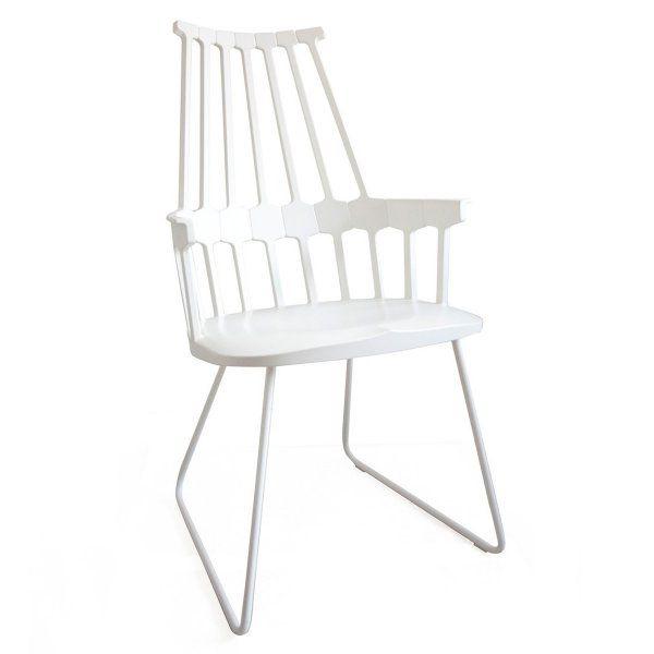 Kartell Stuhl Comback weiß Schlafzimmer Pinterest Shopping - stuhl für schlafzimmer