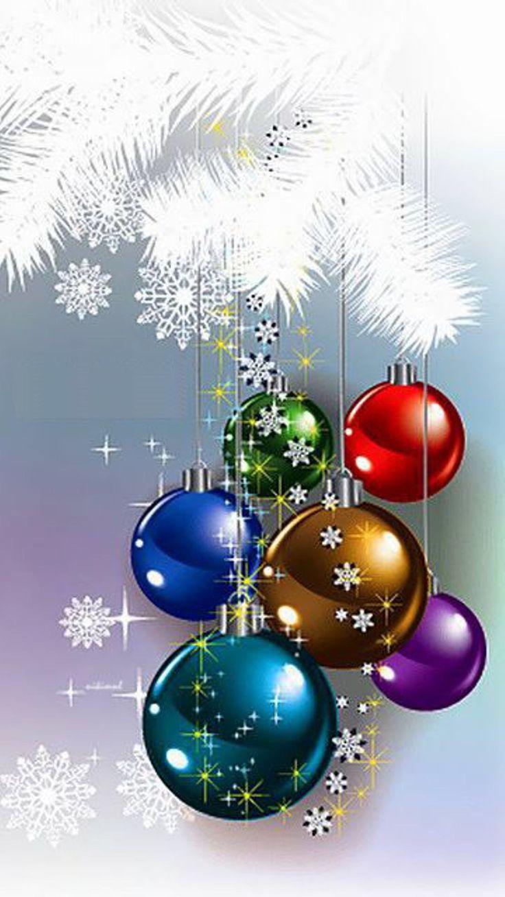 Weihnachtskugeln – Jutta – Wallpapers Designs