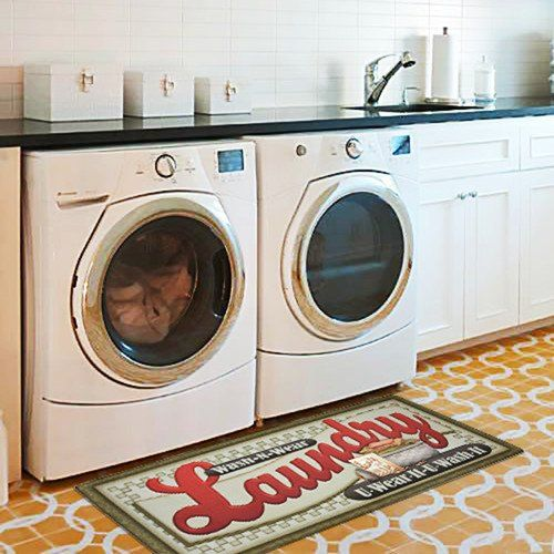 Laundry Room Decor From Vintage To Modern Laundry Room Decor