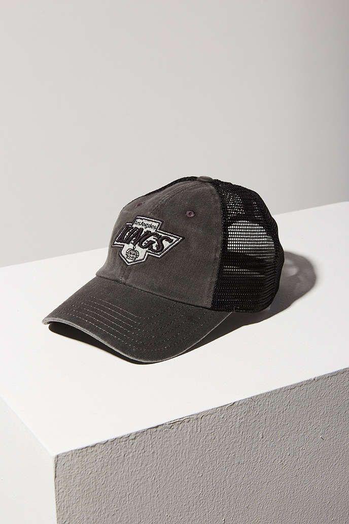 5f42d8c29ffb64 American Needle NHL Raglan Mesh Baseball Hat - Urban Outfitters