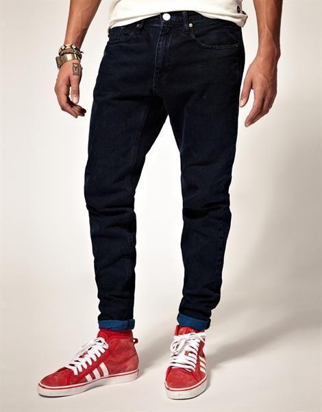 b567abd435f Зауженные джинсы адидас