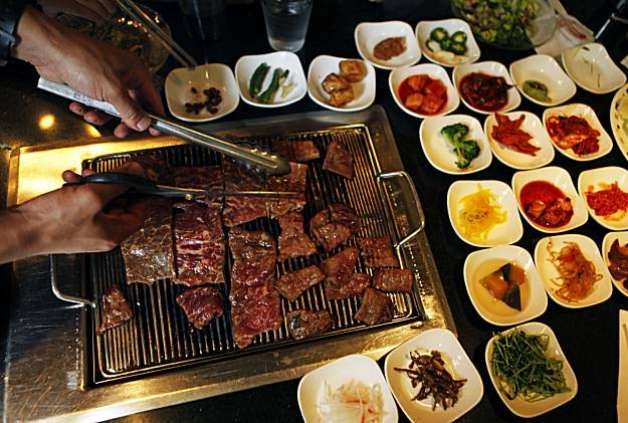 Ohgane Korean Bbq Oakland Grill Meat Yourself Korean Bbq