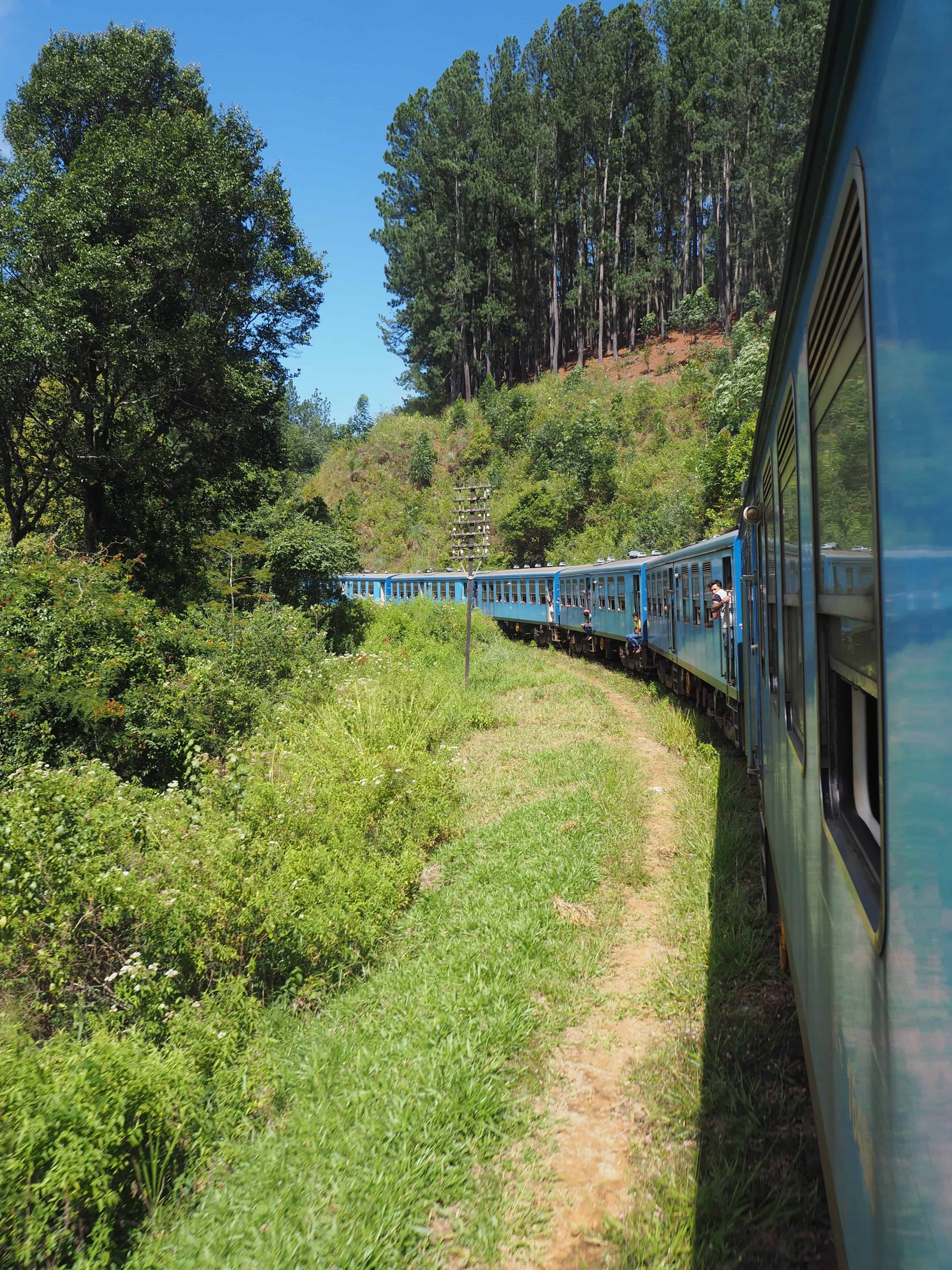 Top 10 Tips For The Famous Blue Trains In Sri Lanka All You Need