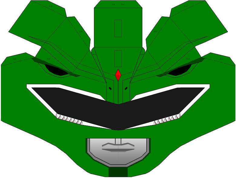 Image Result For Ranger Helmet Template