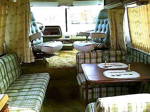GMC+Motorhome+Restoration | GMC Motorhome Interior Upgrade