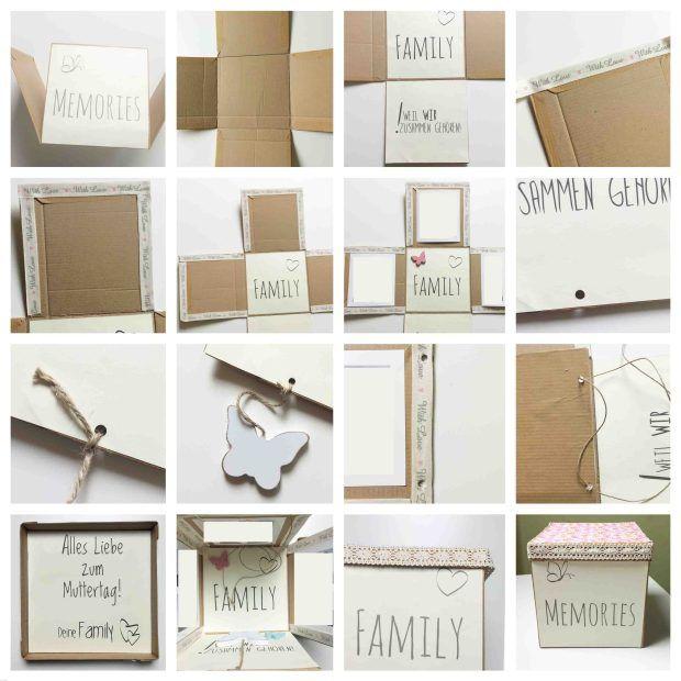 Muttertags Photobox Muttertag Box Und Geschenke