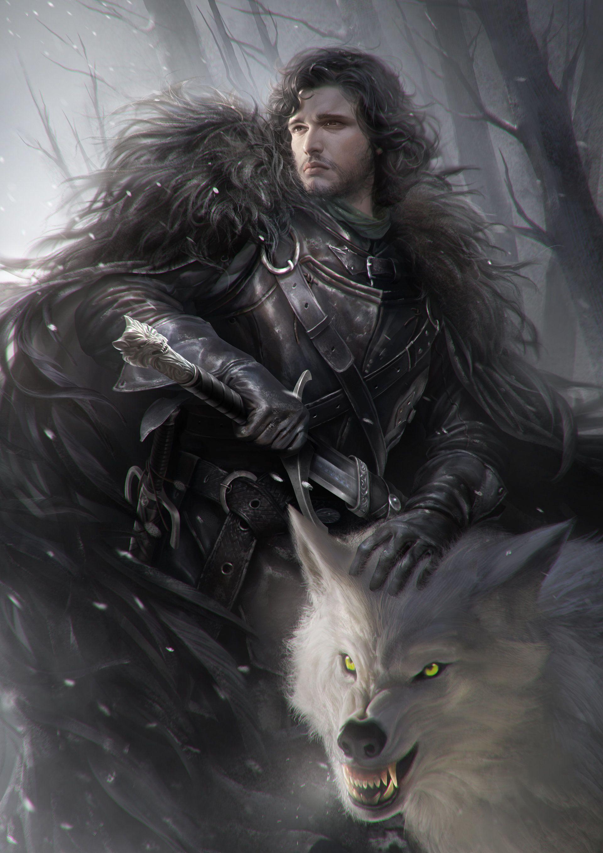 We G Host Lee Https Www Artstation Com Artist G Host Lee Digitalart Digitalartist Artprint Artwork Vectori Ghost Games Game Of Thrones Art Jon Snow