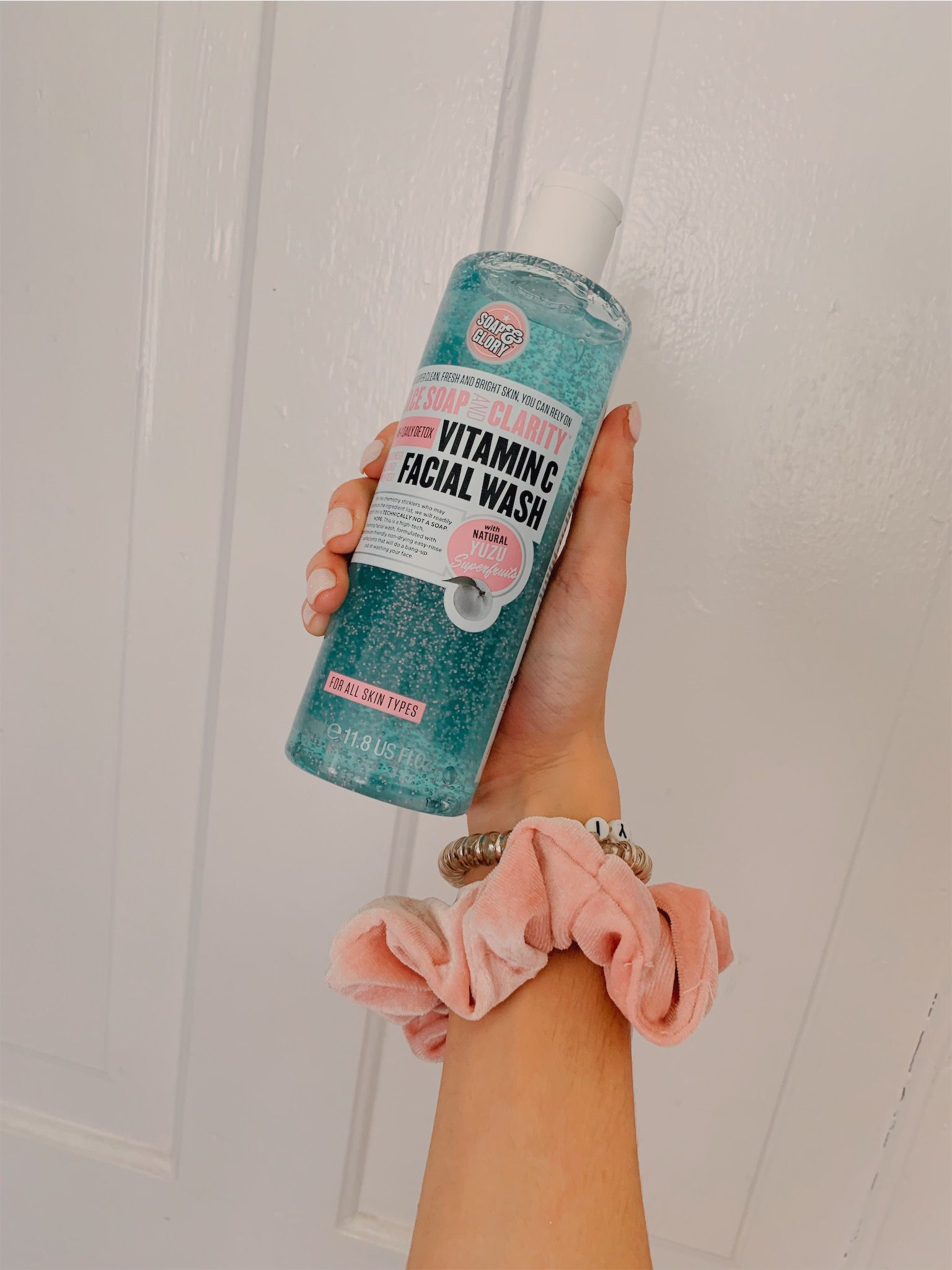 love my new soap and glory face wash!!! in 2020 Beauty