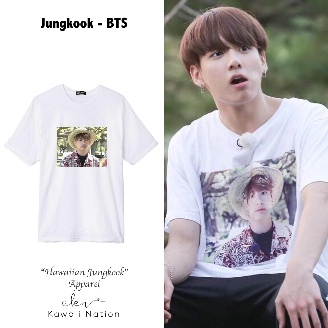 Bts Fashion Inspired Outfits V Tae Hyung Jungkook Rm Rap Monsta Jin Jimin Jhope Suga Kawaii Nation Celebs Kpop Tshi Bts Shirt Bts Inspired Outfits Bts Clothing