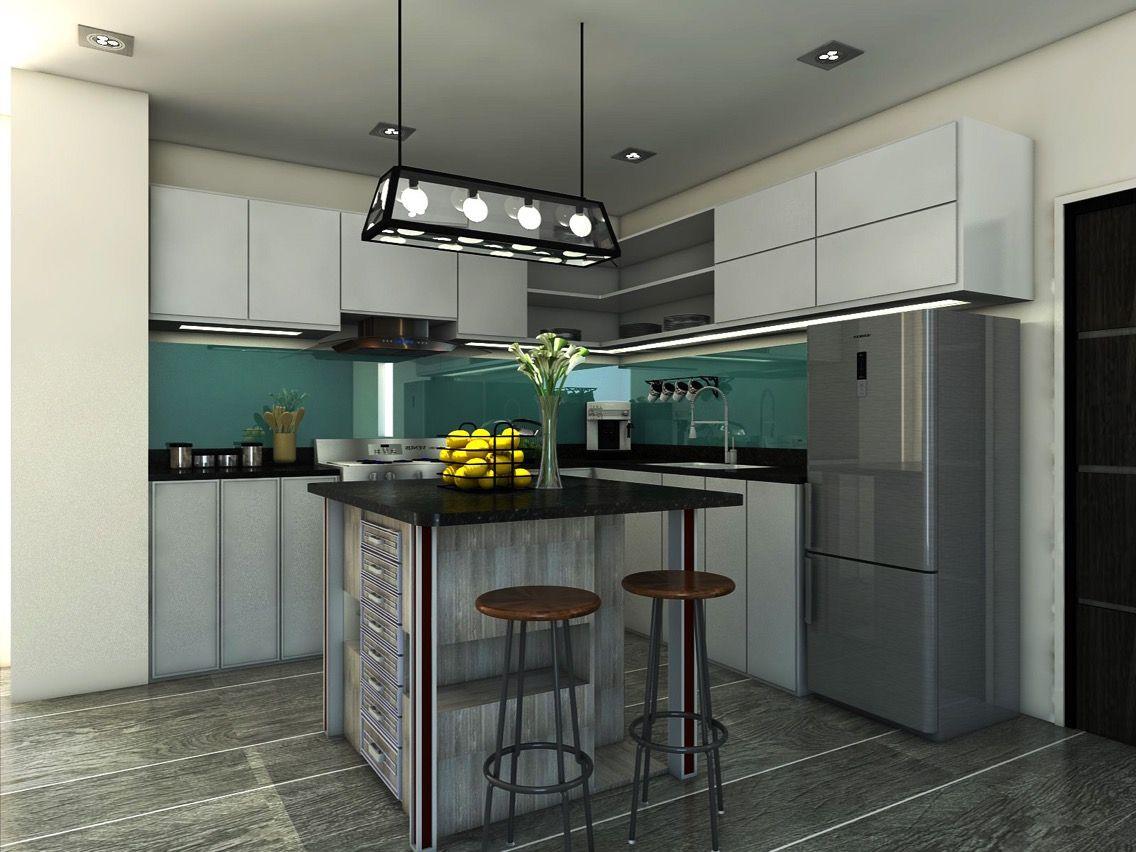 A simple yet elegant kitchen design kitchens pinterest more