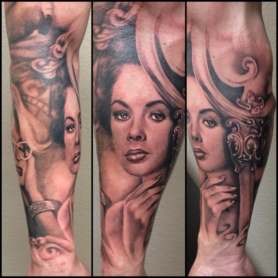 Tattoo Designs Qld: Tattoo By Teneile Napoli At Garage Ink Tattoo & Piercing
