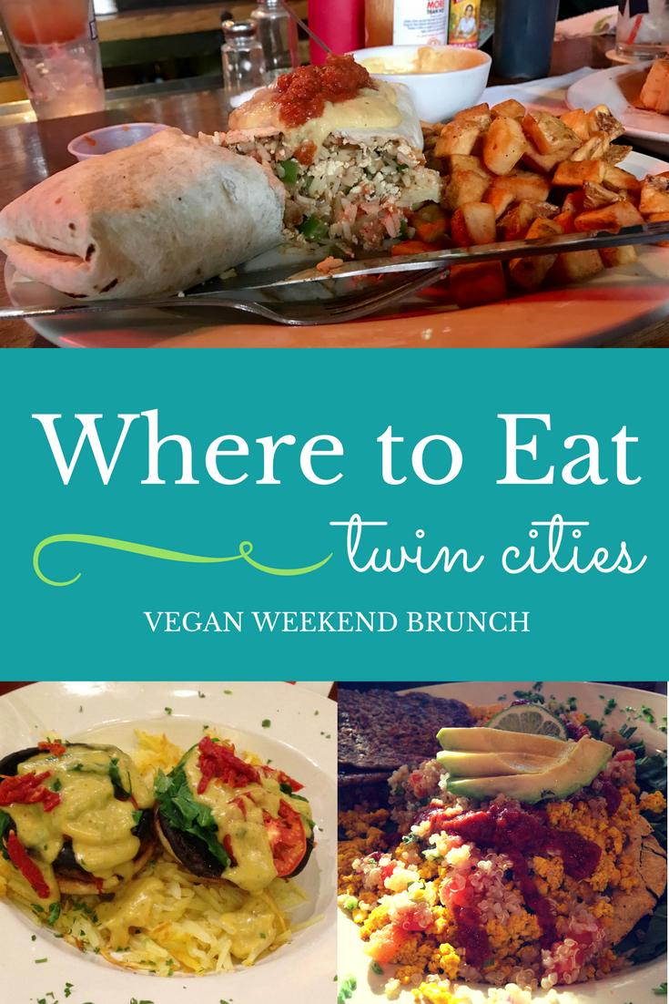 Vegan Weekend Brunch Where To Find In Twin Cities Restaurants Minneapolis St Paul Minnesota Area