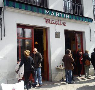 Mart n av men ndez pelayo 17 madrid tabernas de madrid pinterest historia - Casa perico madrid ...