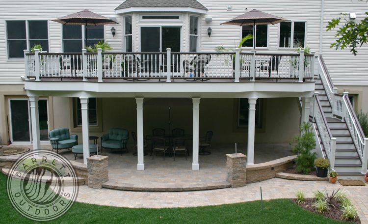 Barrett Outdoors is an award-winning custom deck builder in New Jersey.