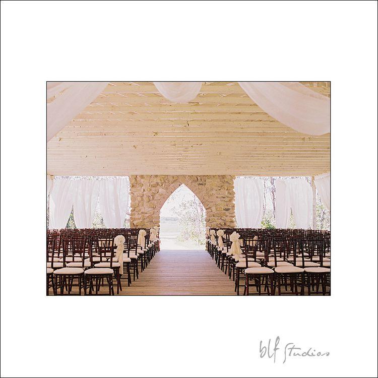 Outside Wedding Ceremony Edmonton: Indoor / Outdoor Wedding Ceremony Venue At Cielo's Garden