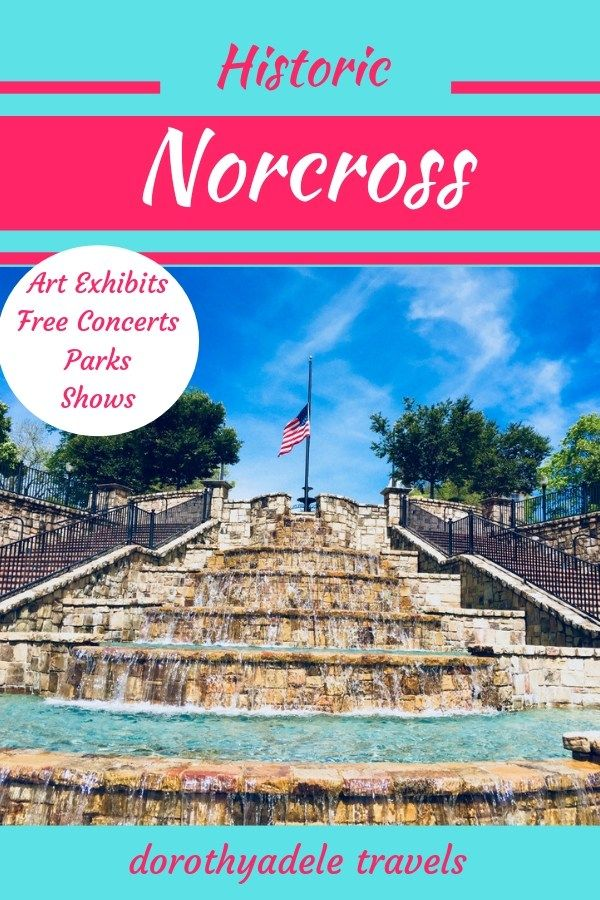 Historic Norcross, Things to do Things to do