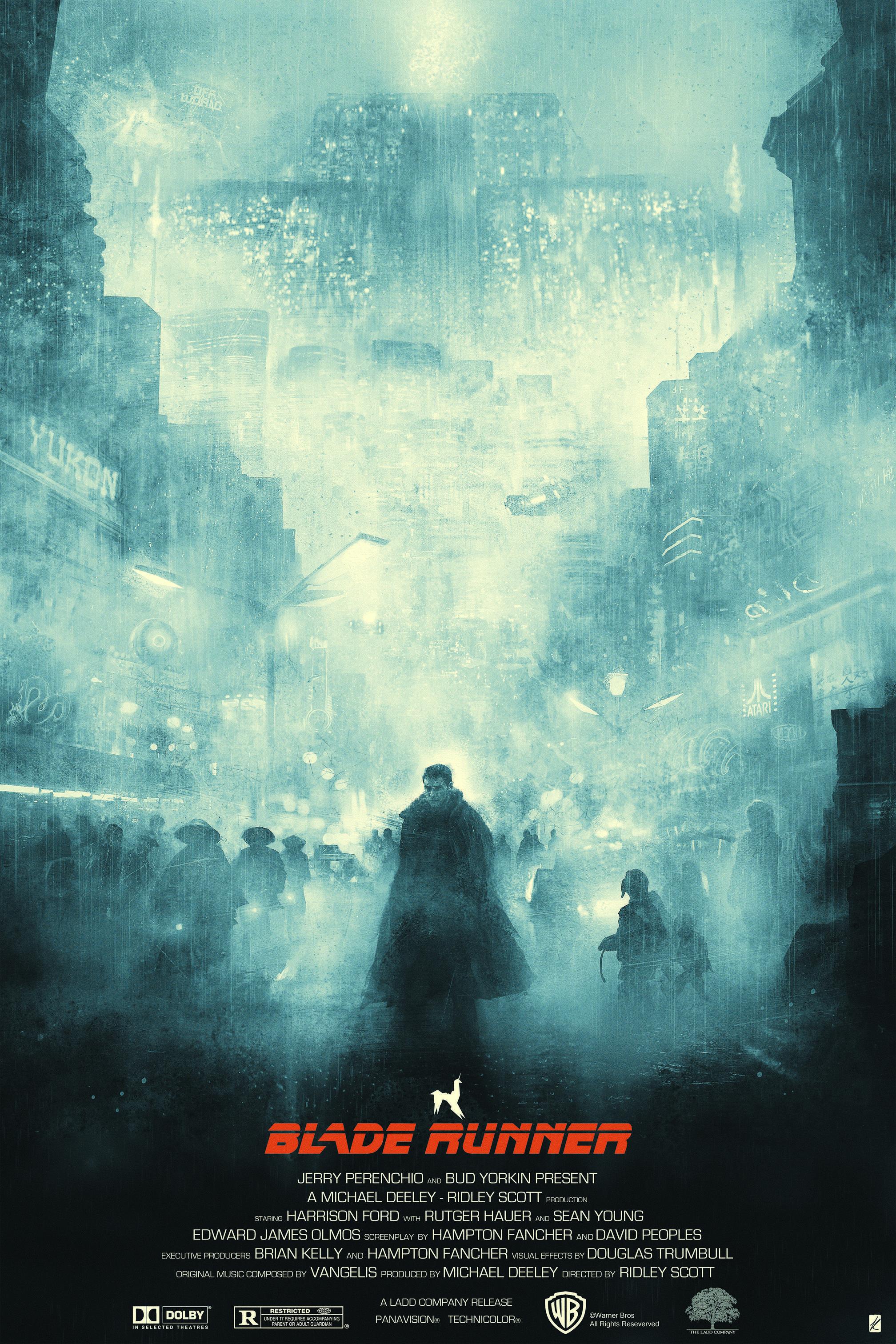Blade Runner 1982 Hd Wallpaper From Gallsource Com Sf映画