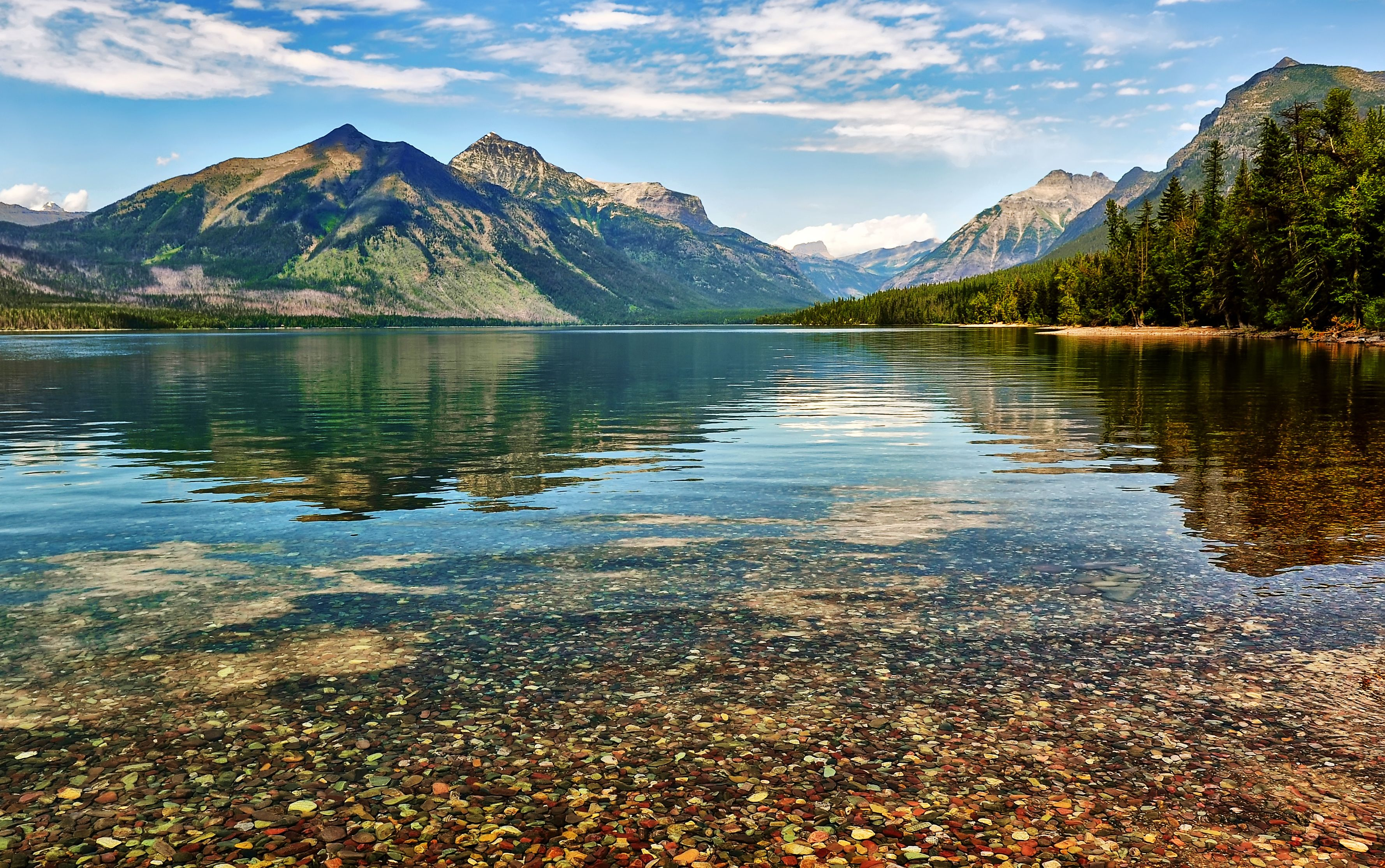 The most beautiful places in all 50 states montana lakes Most beautiful cities in the us