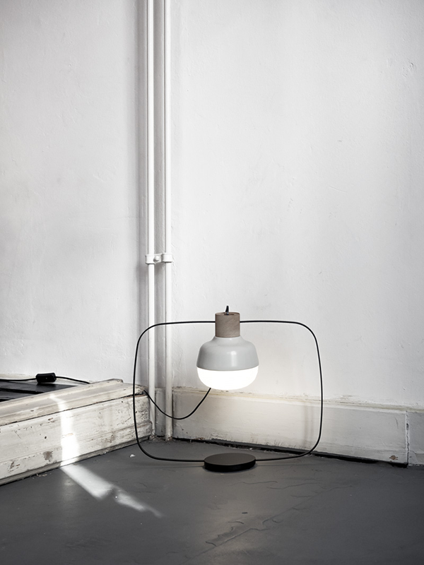 A Modern Aesthetic Combined With Old Forms Kimu Cool Lighting Lamp Design Glass Design