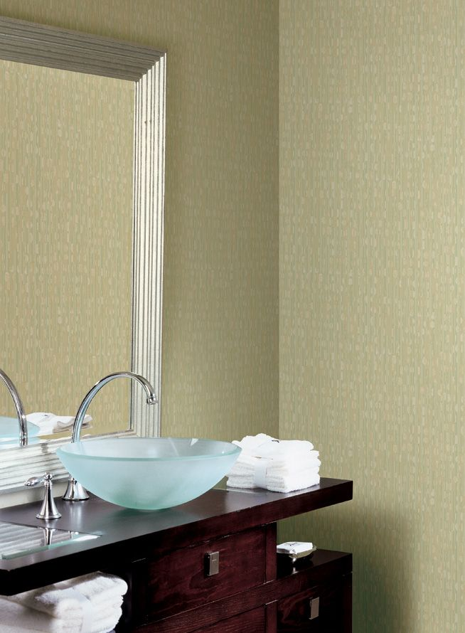 DROPLET | YORK WALLCOVERING-STACY GARCIA CONTRACT | Crown Wallpaper + Fabrics | Toronto, Vancouver & Montreal