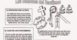 Resultado De Imagen Para Simbolos Del Bautismo Y Significado Bible Activities For Kids Bible Activities Activities For Kids