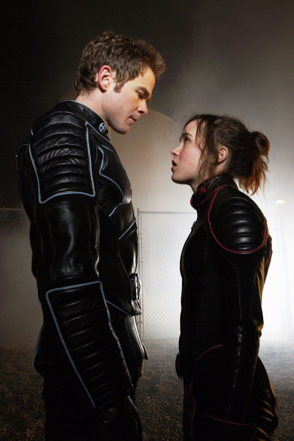 Iceman and Shadowcat | X-Men Iceman/Bobby Drake ...