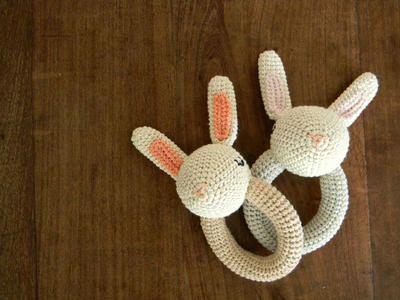 Sonajero conejo