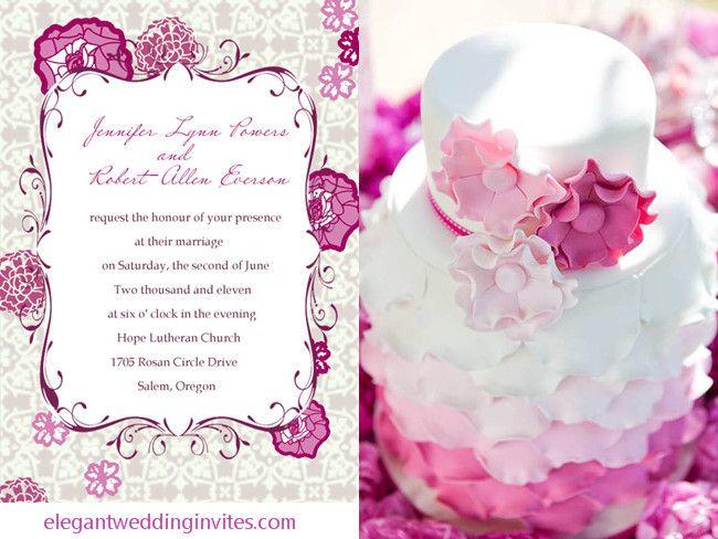 wedding designs for invitations