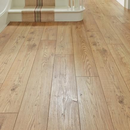 Professional v groove tawny chestnut laminate flooring in - Laminate or wood flooring ...