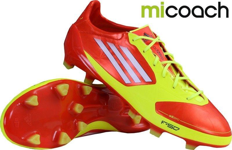 adidas f50 rood