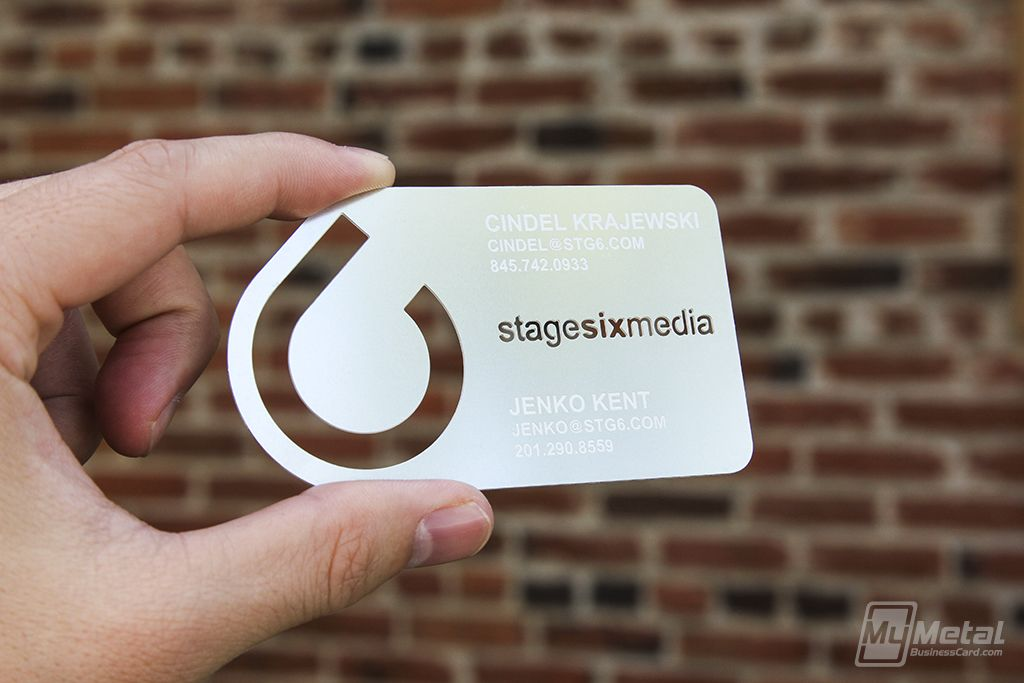 Innovative Business Cards #metalbusinesscards #businesscarddesign ...