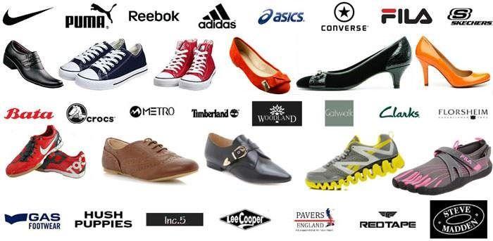 top 5 shoes company